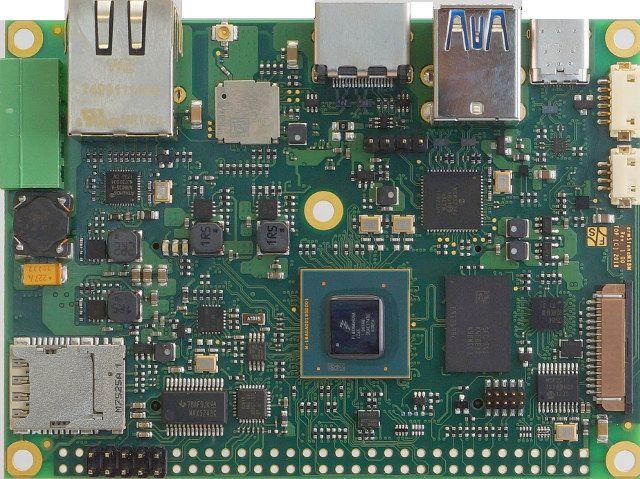 F&S Elektronik ArmStone MXM8 Pico-ITX Board is Equipped with