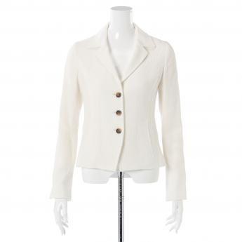 RINa PRive/リナプリベ(Lady's)飾りベルト付きテーラードジャケット