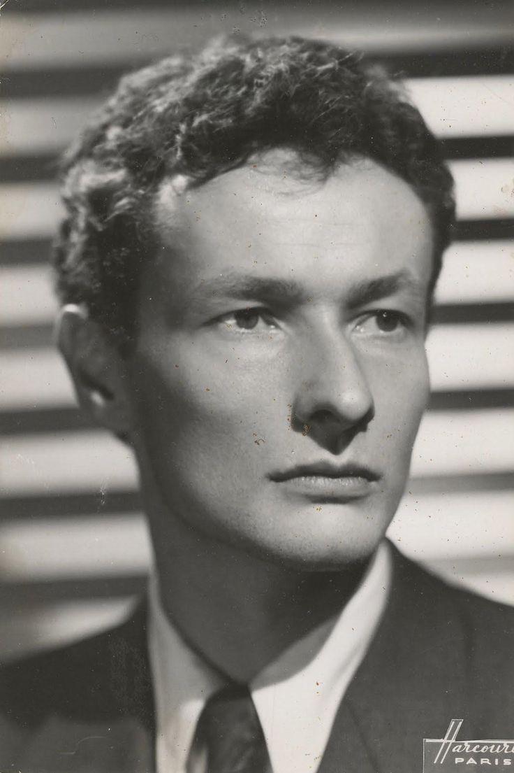 Jean-Louis Barrault. comédien, metteur en scène et directeur de théâtre français STUDIO HARCOURT