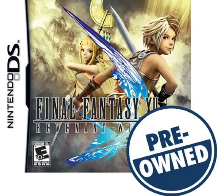 Final Fantasy XII: Revenant Wings — PRE-Owned - Nintendo DS