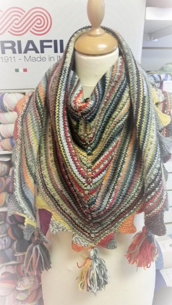 Jester shawl kit