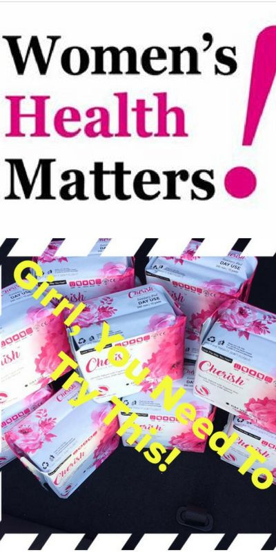 PMS symptons:A sanitary napkin that is non-toxic, provides you with the comfort, protection and dryness that you so deserve and, also has a unique negative ion strip which has many proven health benefits: reducing cramps, heavy bleeding, headache, odor and irritation. You will never know you have it on. Cherish sanitary napkins is a safer and better alternative to ordinary pads and tampons.  #femininehygiene
