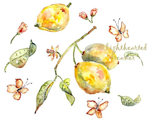 Hey, I found this really awesome Etsy listing at https://www.etsy.com/listing/200849915/kitchen-watercolor-print-yellow-kitchen