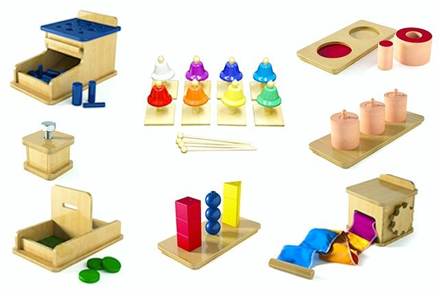 New (and new to me) Montessori Toddler Materials