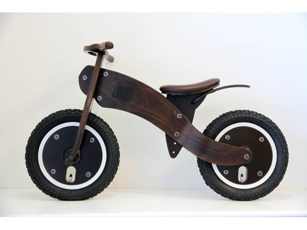 Bentwood cycle ZERO ONE brown