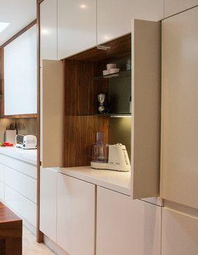 Simon - contemporary - Kitchen - London - Andy Stone Bespoke Interiors