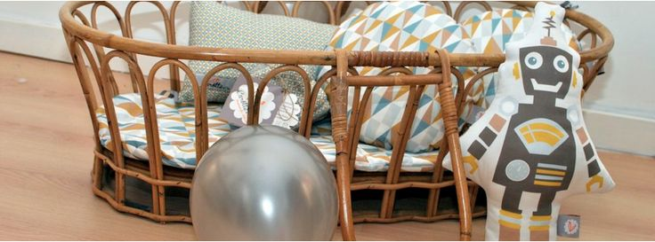 1 cushion, 2 cushions, 3 cushions... all for for your kid room decoration