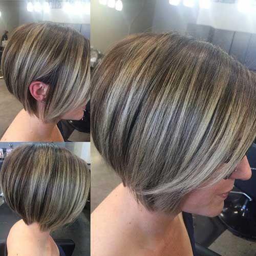 Ash Blonde Bob Pics   Bob Hairstyles 2015 - Short Hairstyles for Women