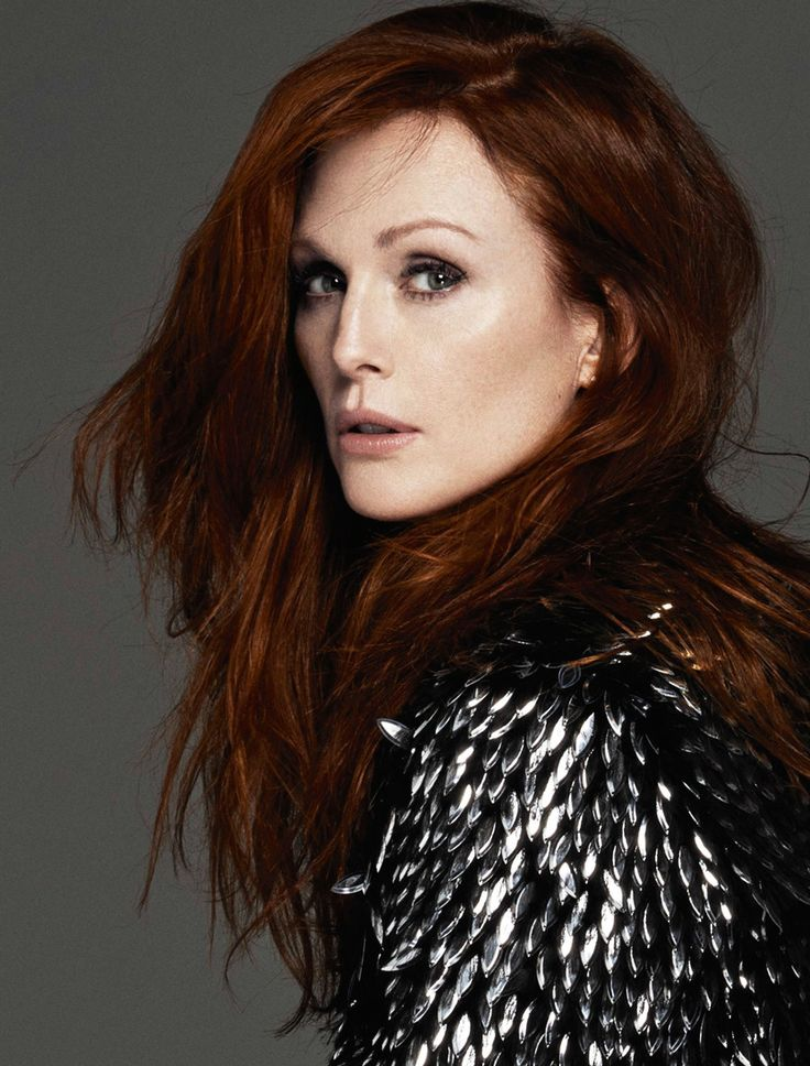 Julianne Moore by Driu & Tiago for Madame Figaro, May 2014