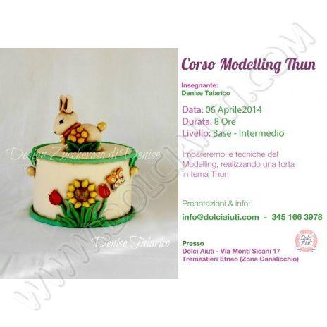 """Corso Decorazione """"Thun"""" 06/04/2014"""