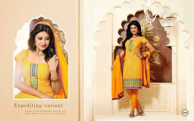 DESIGNER SALWAAR SUITS