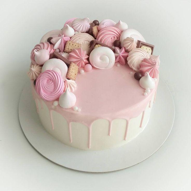 Простые торты в домашних условиях на день рождения 148