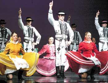 Slovak Folk Dance