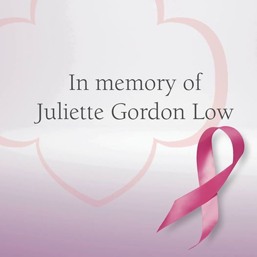 Today, we honor our founder, who passed away from breast cancer in 1927. #BreastCancerAwarenessMonth