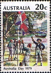 Australia Day 1979 Australia Day SG 703 Scott 695 Fine Used Other Australian Stamps HERE