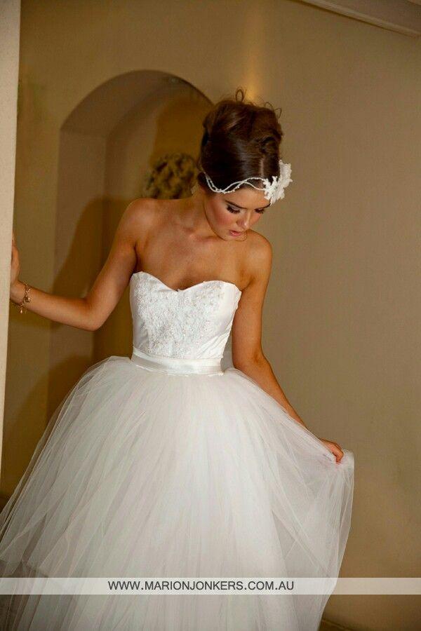 Beautiful strpless gown aleksbridal com.au