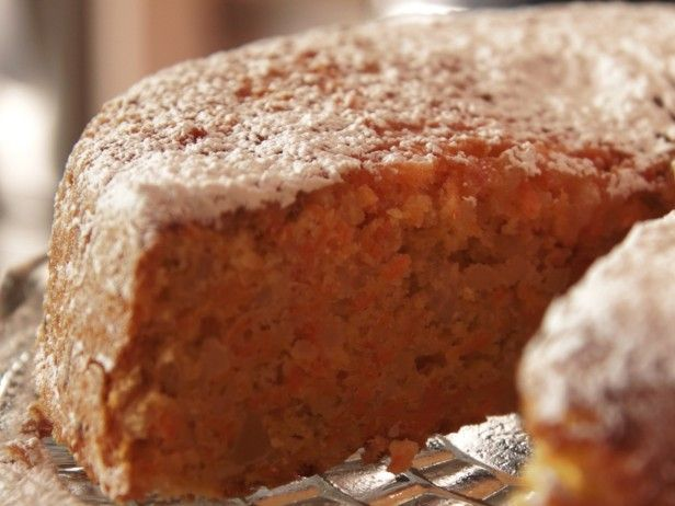 Torta di Carote (Carrot Cake) : Recipes : Cooking Channel