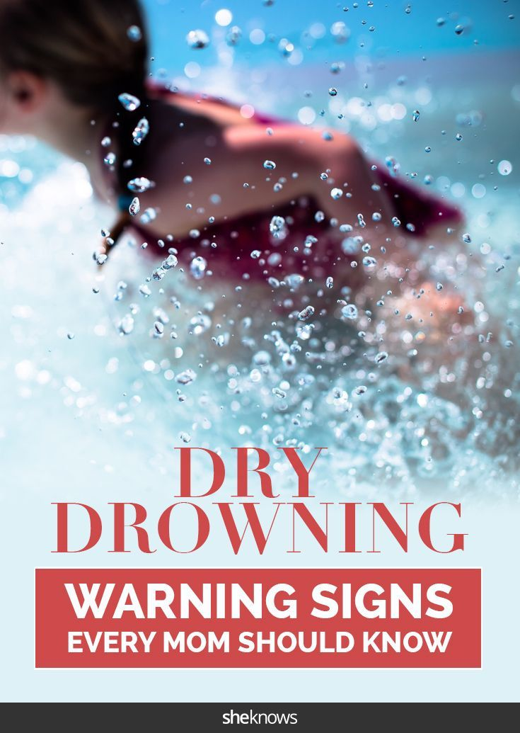 It's important to remember that dry drowning only accounts for 1-2 percent of all drowning incidents. While that statistic won't give parents complete peace of mind, we hope knowing how to prevent dry drowning and the symptoms to look for makes you feel more in control of the situation. #Swimming #Safety #Drowning