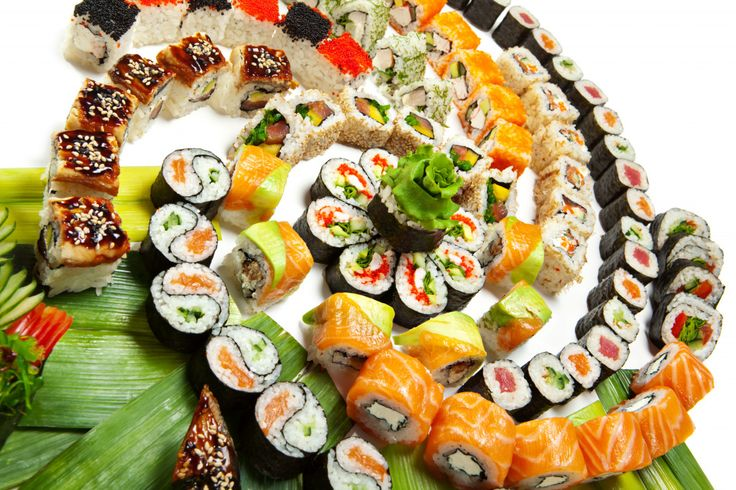 2412 best food drinks images on pinterest bento for Sashimi fish crossword