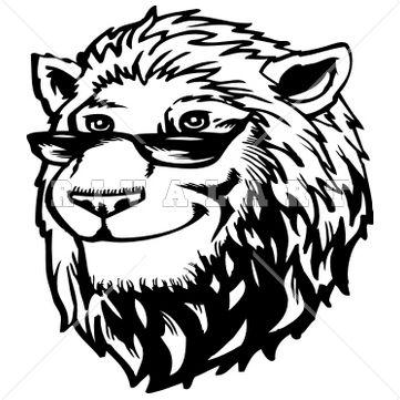 53 best lion clip art images on pinterest clip art illustrators rh pinterest co uk