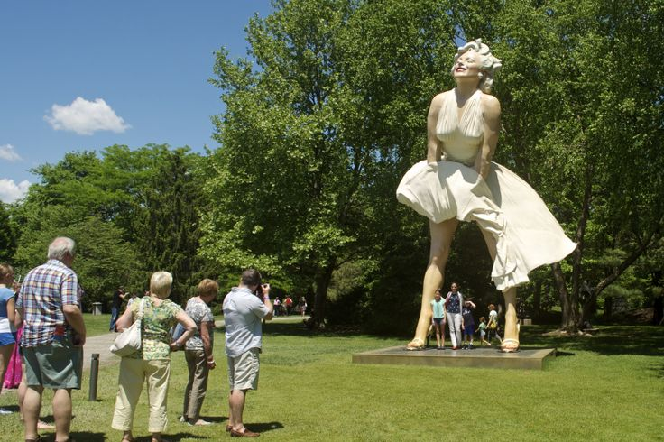 Grounds For Sculpture In Hamilton Township Nj Just Saw