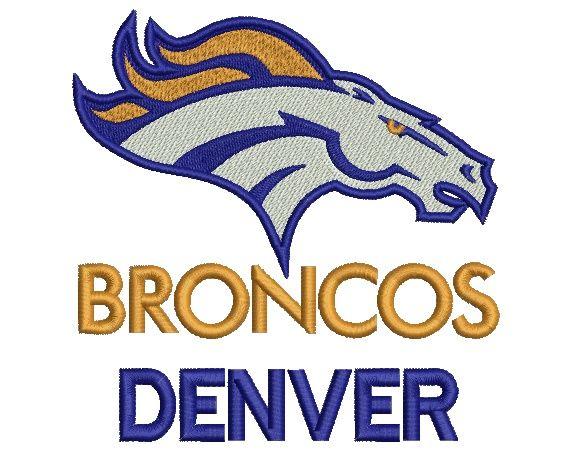 "Denver Broncos embroidery designs. Denver Broncos Logo. Formats: CSD, DST, EXP, HUS, JEF, PES, SHV, VIP, XXX, VP3,   Sizes: 3.57x3.57"", 4.37x4.38"", 4.94x4.95"", 5.54x5.54""  Price 2.50$   Contacts: provokator04@rambler.ru"