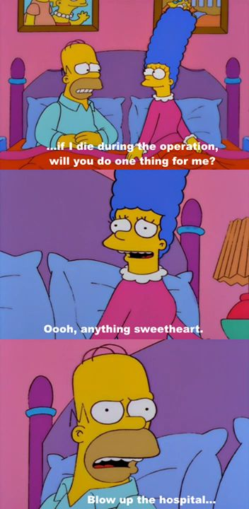 If I Die During The Operation...
