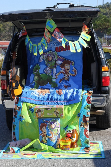 Toys For Halloween : Trunk or treat toy story halloweeny pinterest