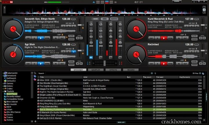 Virtual DJ 2019 Keygen With Full Crack Version | Dj pro in