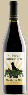 Chateau Morrisette - Blackberry Wine - crisp and not to sweet...perfect summer wine