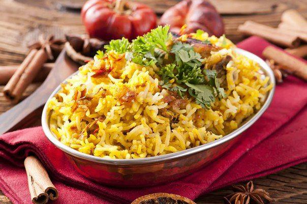 кичари-рис с чечевицей