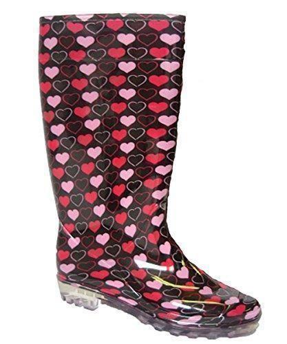 Oferta: 36.99€. Comprar Ofertas de Las señoras para mujer Botas de agua nieve Festival de la Lluvia Wellington Botas Tamaño EU : 37, 38, 39 40 barato. ¡Mira las ofertas!