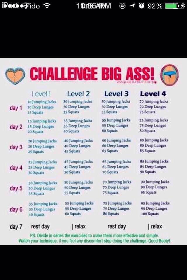ABS AND ASS FAST!#Health&Fitness#Trusper#Tip
