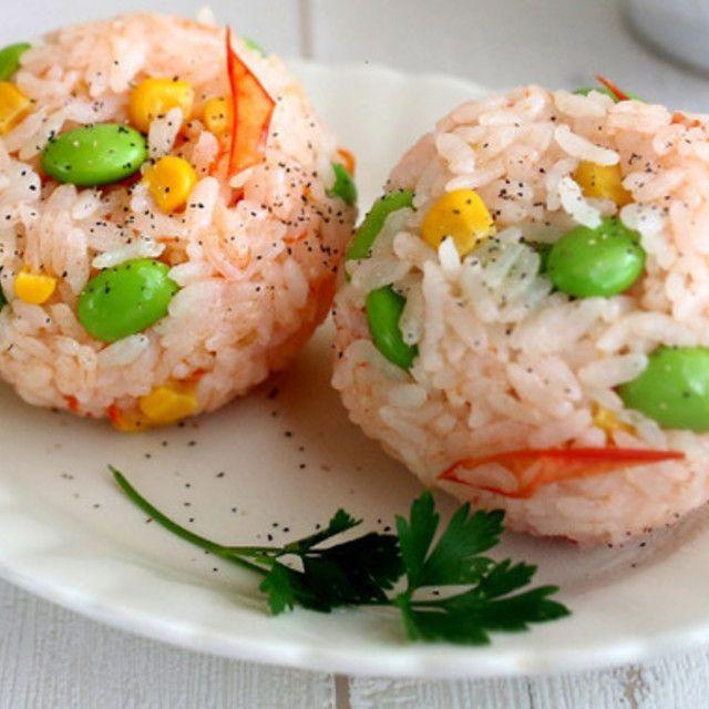 北九州で夏祭りイベント☆トマトと枝豆コーンの炊き込みごはん。