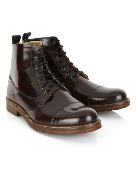 Ben Sherman Deon High Boots