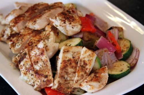 Wildtree's Mediterranean Roasted Vegetables and Chicken-making this tonight for our team meeting!!