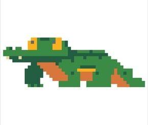 Coloriage Crocodile Mechant.On T A Toujours Dit Que Les Crocodiles Sont Mechants Et Qu Il Ne