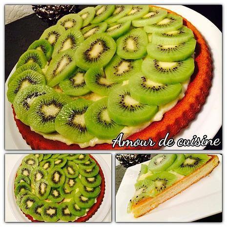 kiwi tart (cake)