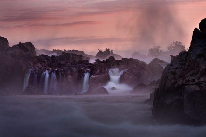4. Great Falls Park-Exquisite places in Virginia