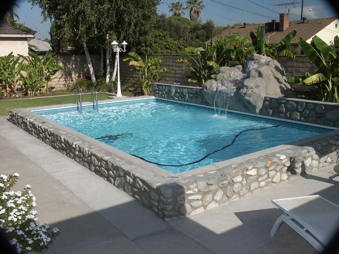 Islander Inground Pools Secard Pools Swimming Pools Backyard Pool Landscaping Backyard Pool
