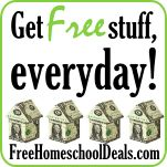Free Homeschool Deals - bargains, goodies, FREE stuff and more