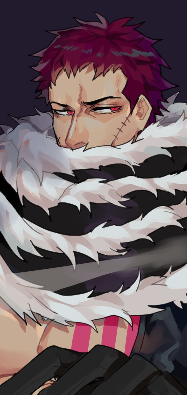 Katakuri One Piece Mobile Wallpaper 720x1520 Anime Mobile Wallpaper Anime Wallpaper