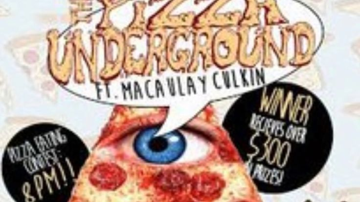CREEPY  Macaulay Culkin KNOWS The Truth About The PIZZA UNDERGROUND