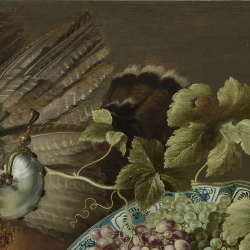 Still Life with a Turkey Pie, Pieter Claesz., 1627 - stillevens-Collected Works of Eva Corpeleijn - All Rijksstudio's - Rijksstudio - Rijksmuseum