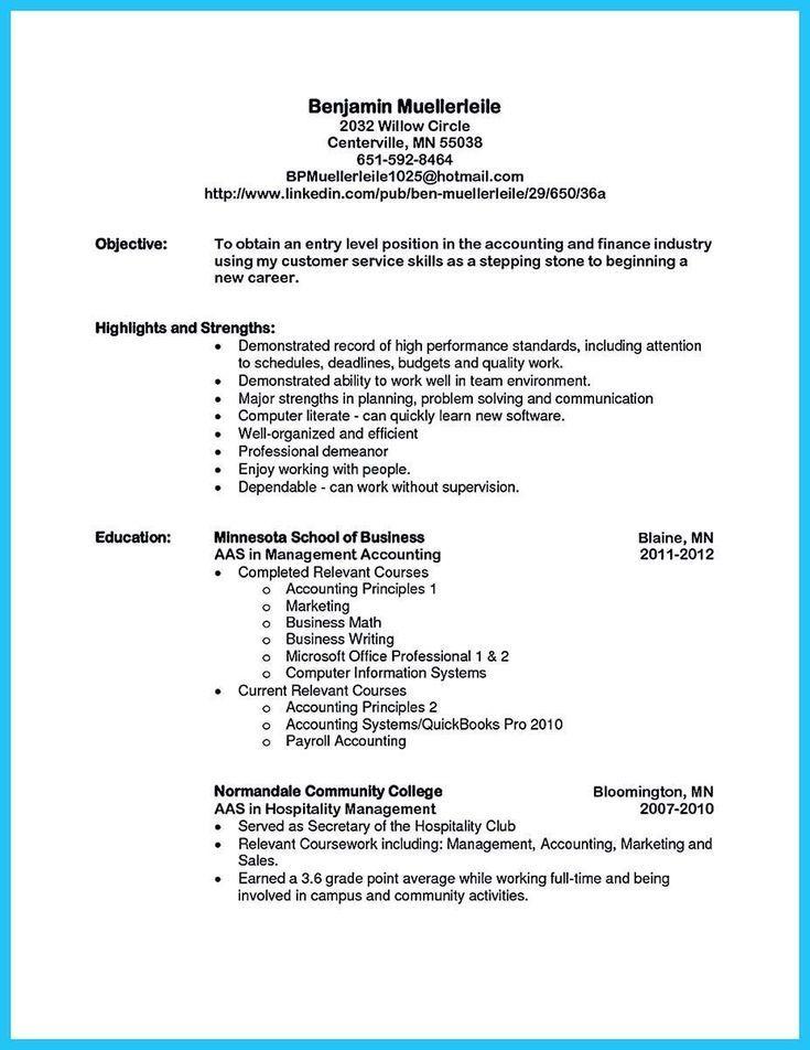 Pin By Alaina Metz On Bildungsarchitektur Resume Objective Examples Resume Objective Job Resume Samples