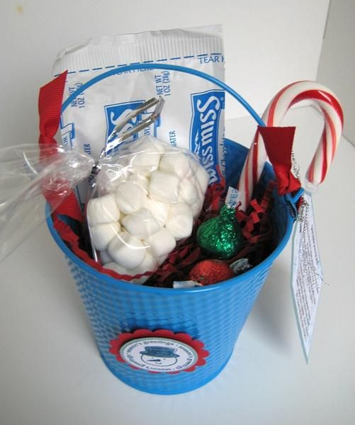 a cute Christmas Gift to hand out to Friends @ school