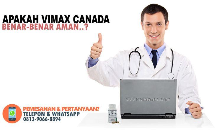 Vimax Aman Tanpa Efek Samping Gunakan vimax canada secara baik dan benar