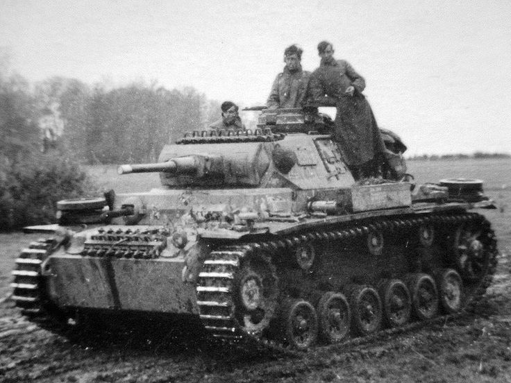 Image result for gERMAN panzer 3 tank with 5 cm gun