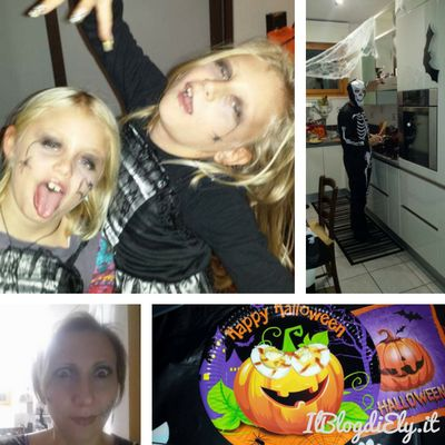 Trucco, parrucco e giochi per Halloween