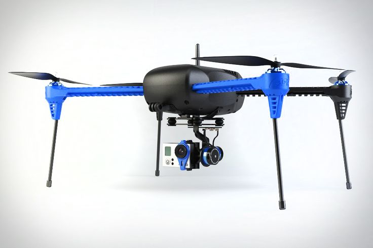 If you're at all into photography or videography, odds are you've considered looking into taking your talents to the sky — but most aerial vehicles are tough to fly, requiring advanced skills and software. But the 3D Robotics IRIS Multicopter...